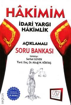 Hakimim İdari Yargı Hakimlik Soru Bankası