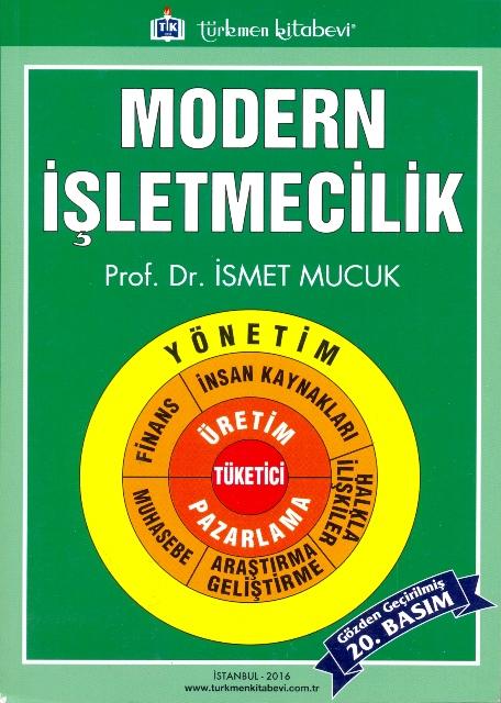 Modern İşletmecilik 20. Basım