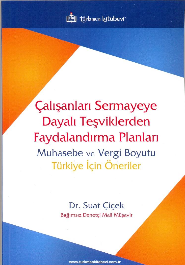 Çalışanları Sermayeye Dayalı Teşviklerden Faydalandırma Planları Muhasebe ve Vergi Boyutu Türkiye İçin Öneriler