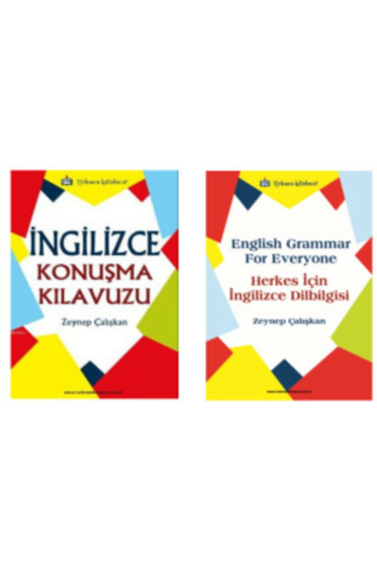 İngilizce Dilbilgisi ve Konuşma Kılavuzu