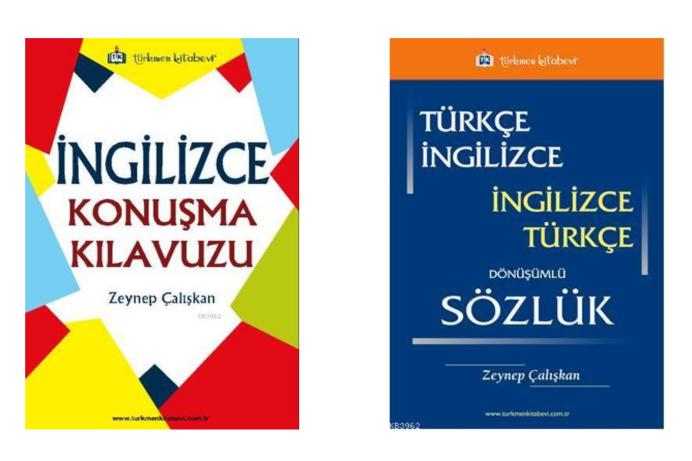 İngilizce Konuşma Kılavuzu ve İngilizce Dönüşümlü Sözlük