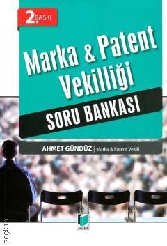 Marka & Patent Vekilliği Soru Bankası