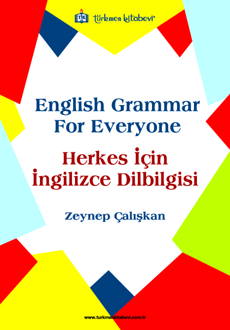 Herkes İçin İngilizce Dilbilgisi; English Grammar for Everyone